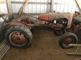 Bill & James Ware Antique Tractor Collection featured photo 5