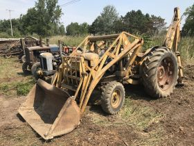 Bill & James Ware Antique Tractor Collection featured photo 12