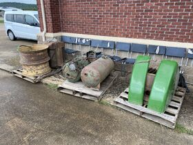 Gordon Hart John Deere Parts and Plows Collection featured photo 8