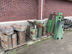 Gordon Hart John Deere Parts and Plows Collection featured photo 9
