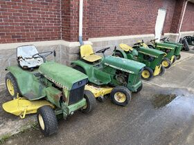 Gordon Hart John Deere Parts and Plows Collection featured photo 7