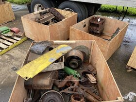 Gordon Hart John Deere Parts and Plows Collection featured photo 11