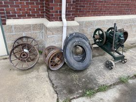 Gordon Hart John Deere Parts and Plows Collection featured photo 2