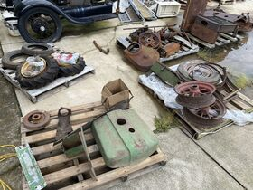 Gordon Hart John Deere Parts and Plows Collection featured photo 4