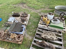 Gordon Hart John Deere Parts and Plows Collection featured photo 5