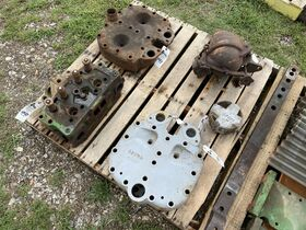 Gordon Hart John Deere Parts and Plows Collection featured photo 6