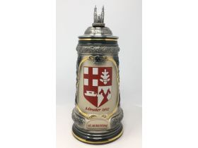 The John H. Beyke Estate Beer Stein Collection featured photo 10