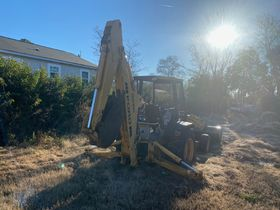 Bankruptcy Auction of a Ford 555 Backhoe featured photo 3