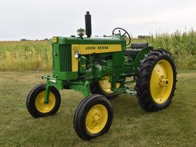 2020 Fall Harvest Antique Tractor Auction - Tractors Day 1 featured photo 9