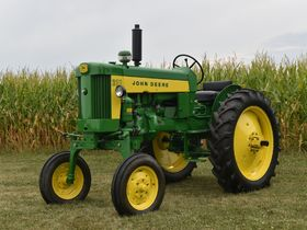 2020 Fall Harvest Antique Tractor Auction - Tractors Day 1 featured photo 1