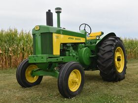 2020 Fall Harvest Antique Tractor Auction - Tractors Day 1 featured photo 12