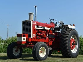 2020 Fall Harvest Antique Tractor Auction - Tractors Day 1 featured photo 2