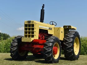 2020 Fall Harvest Antique Tractor Auction - Tractors Day 1 featured photo 6