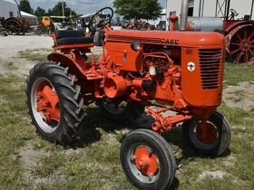 2020 Fall Harvest Antique Tractor Auction - Tractors - Day 2 featured photo 11