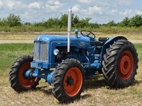 2020 Fall Harvest Antique Tractor Auction - Tractors - Day 2 featured photo 3