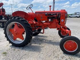 2020 Fall Harvest Antique Tractor Auction - Tractors - Day 2 featured photo 7