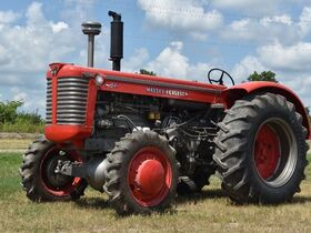 2020 Fall Harvest Antique Tractor Auction - Tractors - Day 2 featured photo 2