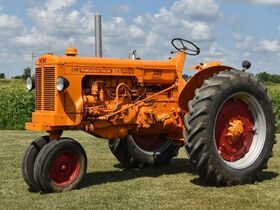 2020 Fall Harvest Antique Tractor Auction - Tractors - Day 2 featured photo 9