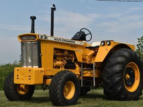 2020 Fall Harvest Antique Tractor Auction - Tractors - Day 2 featured photo 1