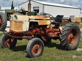 2020 Fall Harvest Antique Tractor Auction - Tractors - Day 2 featured photo 10
