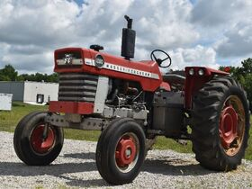 2020 Fall Harvest Antique Tractor Auction - Tractors - Day 2 featured photo 12