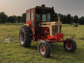 2020 Fall Harvest Antique Tractor Auction - Tractors - Day 2 featured photo 4