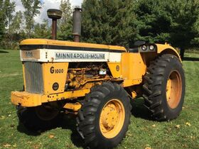 2020 Fall Harvest Antique Tractor Auction - Tractors - Day 2 featured photo 5