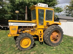 2020 Fall Harvest Antique Tractor Auction - Tractors - Day 2 featured photo 6
