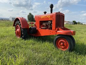 2020 Fall Harvest Antique Tractor Auction - Tractors - Day 2 featured photo 8