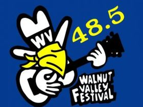WALNUT VALLEY FESTIVAL 48.5 AUCTION | MEMORABILIA | MUGS, CHAIRS, T-SHIRTS | LAND RUSH #1 SPOTS | DATE PACKAGE featured photo 1