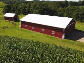 145 Acre Coshocton County Rolling Hills Farm featured photo 3