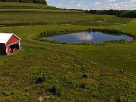 145 Acre Coshocton County Rolling Hills Farm featured photo 6