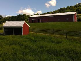 145 Acre Coshocton County Rolling Hills Farm featured photo 9