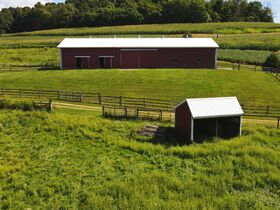 145 Acre Coshocton County Rolling Hills Farm featured photo 11