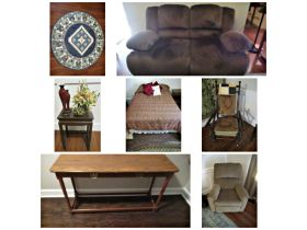Furniture, Glassware, Tools & Antiques at Absolute Online Auction featured photo 1