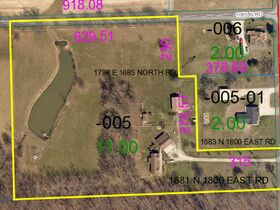 11 ACRE Real Estate and Personal Property Auction - Taylorville, IL featured photo 2
