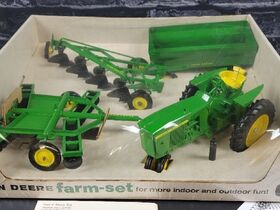 Black Friday Goes GREEN With The Kindelsperger John Deere Toy & Pedal Tractor Collection featured photo 1