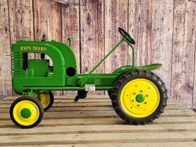Black Friday Goes GREEN With The Kindelsperger John Deere Toy & Pedal Tractor Collection featured photo 4
