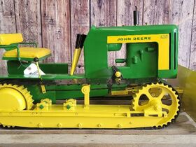 Black Friday Goes GREEN With The Kindelsperger John Deere Toy & Pedal Tractor Collection featured photo 6