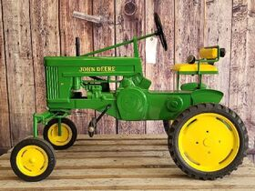 Black Friday Goes GREEN With The Kindelsperger John Deere Toy & Pedal Tractor Collection featured photo 9