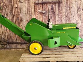 Black Friday Goes GREEN With The Kindelsperger John Deere Toy & Pedal Tractor Collection featured photo 11