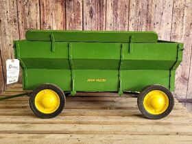 Black Friday Goes GREEN With The Kindelsperger John Deere Toy & Pedal Tractor Collection featured photo 12