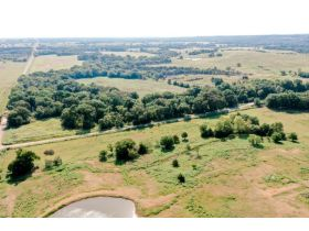 COURT ORDERED AUCTION-Country Home and 80 Acres Payne County Land-Ingalls OK Area- featured photo 8