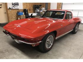 1964 Chevrolet Corvette Sting Ray featured photo 1