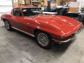 1964 Chevrolet Corvette Sting Ray featured photo 3