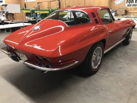 1964 Chevrolet Corvette Sting Ray featured photo 4