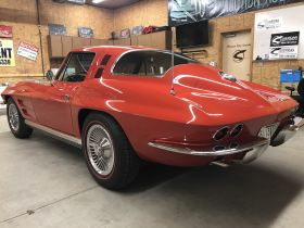 1964 Chevrolet Corvette Sting Ray featured photo 5