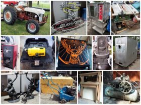 Man Cave, Shop And Restaurant Equipment Auction featured photo 1