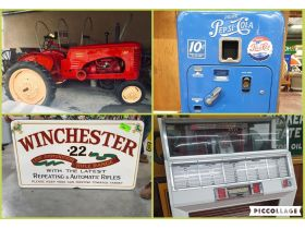 Petroliana - Americana - Classic Cars, Vintage Tractors  & Collectibles featured photo 3