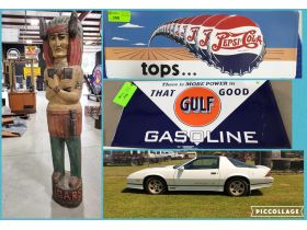 Petroliana - Americana - Classic Cars, Vintage Tractors  & Collectibles featured photo 2